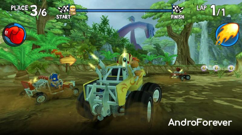 descargar hack de beach buggy racing