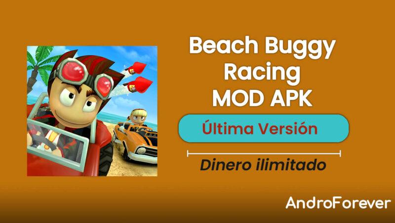 beach buggy racing apk mod hack