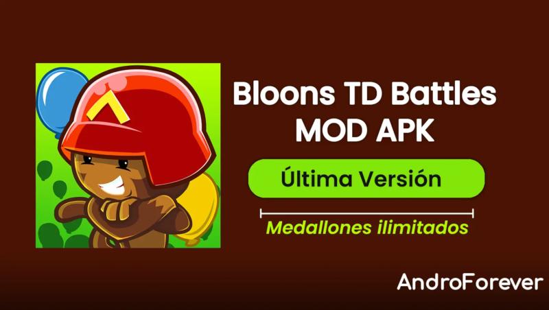 bloons td battles apk mod hack