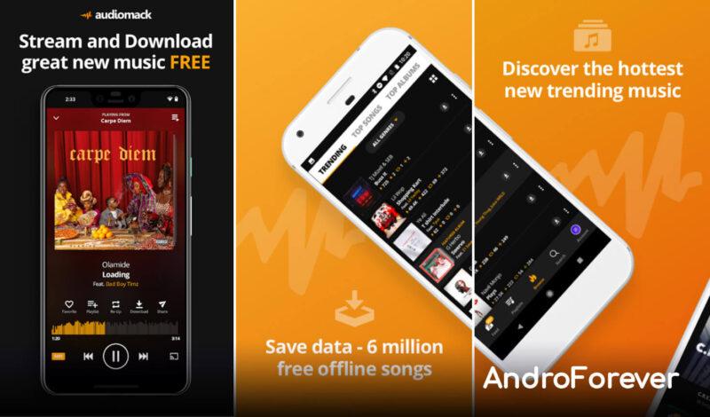 audiomack premium para android