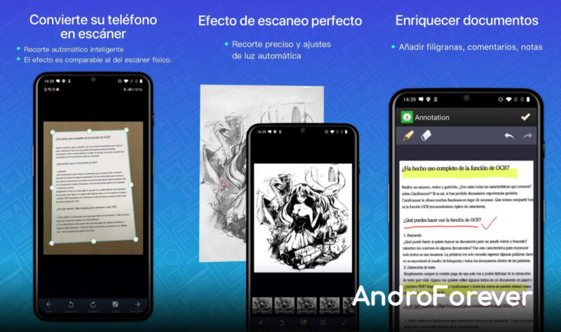 descargar camscanner apk premium para android