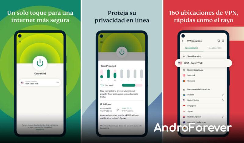 expressvpn mod premium para android