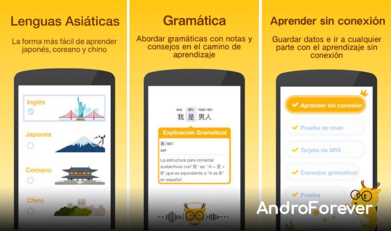 lingodeer premium para android