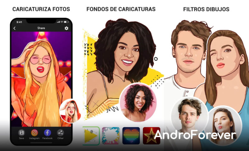 toonapp mod pro para android
