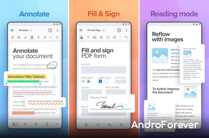 descargar xodo pdf apk premium para android