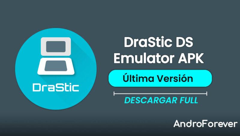 drastic ds emulator full apk