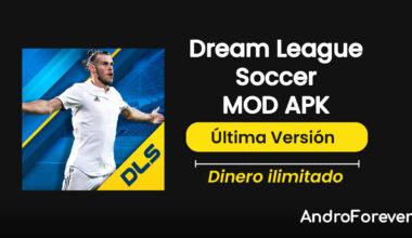 dream league soccer apk mod hack para android