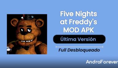 five nights at freddys apk mod hack