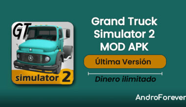 grand truck simulator 2 apk mod hack para android