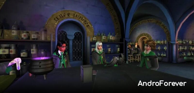 descargar hack de harry potter hogwarts mystery
