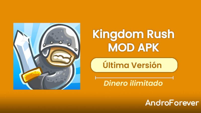 kingdom rush apk mod hack
