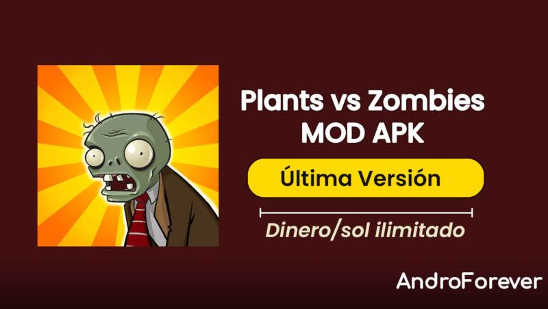 plants vs zombies apk mod hack