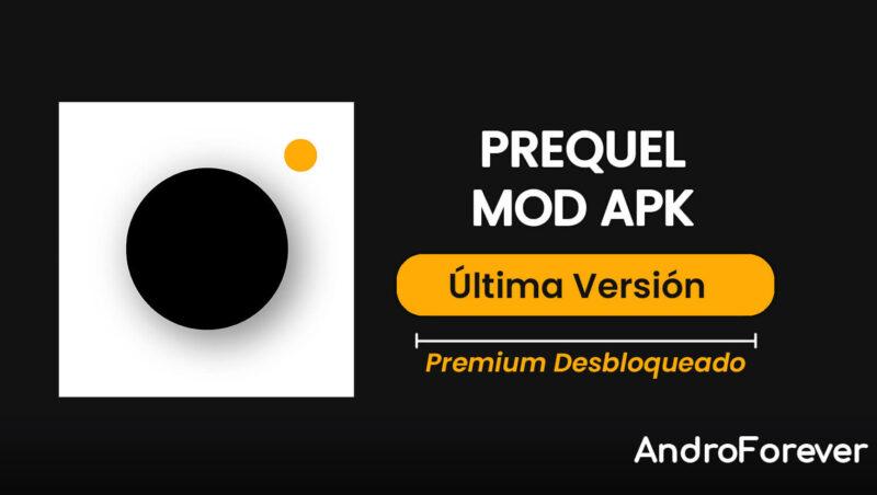 descargar prequel apk premium para android