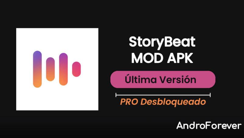 descargar storybeat pro mod apk para android