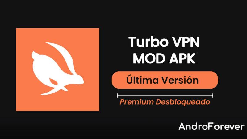 descargar turbo vpn apk premium para android