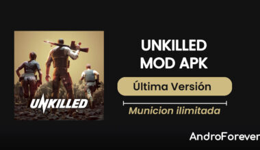 unkilled apk mod hack para android