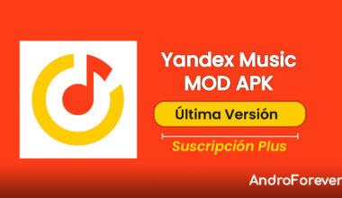 descargar yandex music apk premium para android
