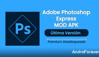 descargar adobe photoshop express premium apk para android