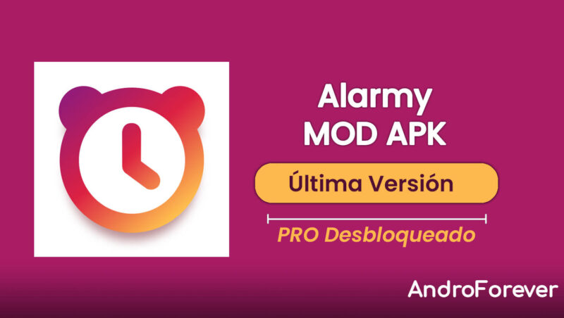 descargar alarmy apk mod para android
