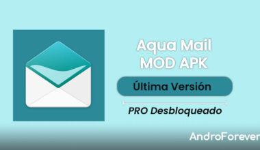 descargar aqua mail apk mod para android