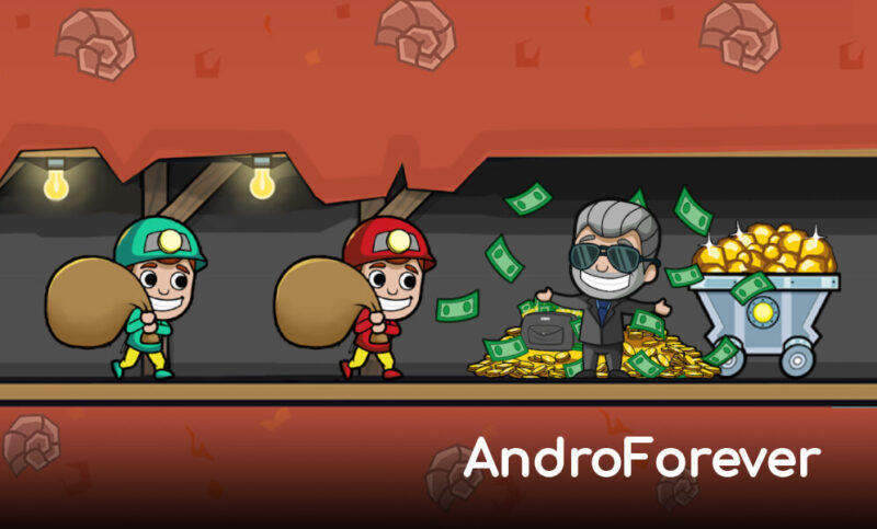 idle miner tycoon mod para android