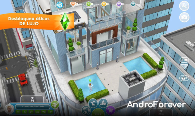 descargar los sims freeplay mod
