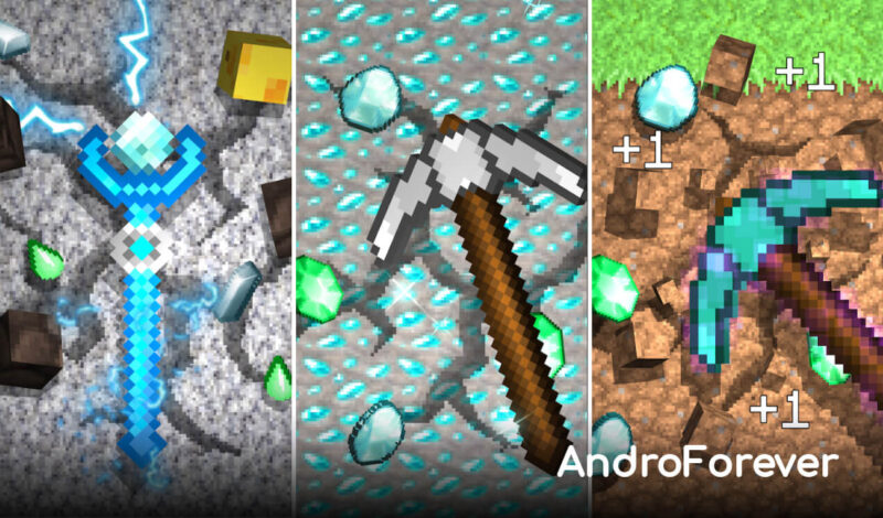 pickcrafter mod para android
