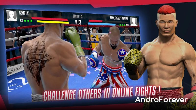 descargar real boxing 2 mod