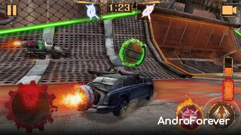 descargar rocket car ball mod