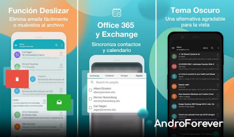 aqua mail mod pro android