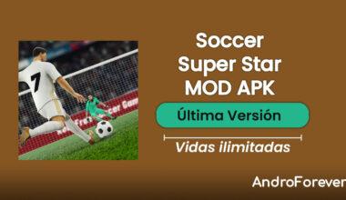 descargar soccer super star mod hack para android
