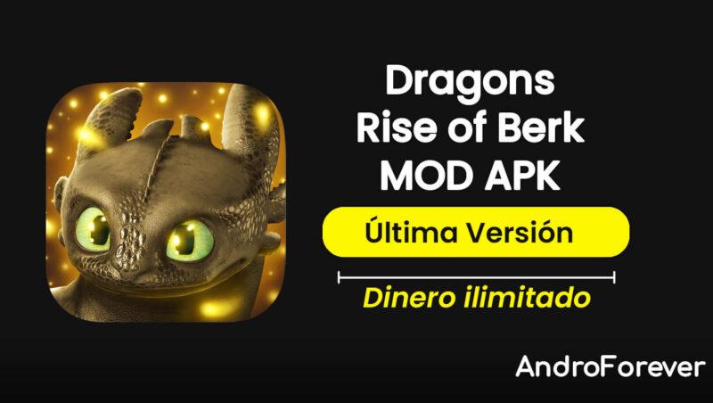 descargar dragons rise of berk apk mod hack para android