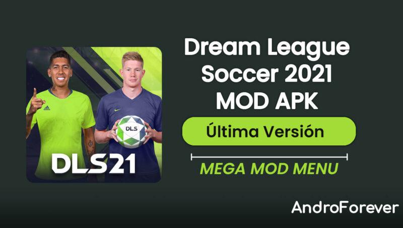 dream league soccer 2021 apk mod hack