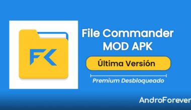 descargar file commander premium para android