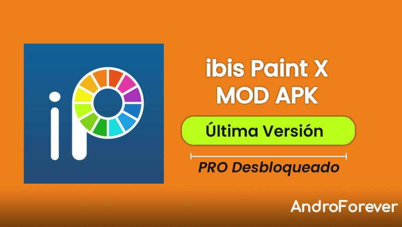 descargar ibis paint x pro mod apk para android