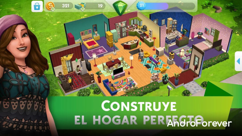 hack of the sims mobile
