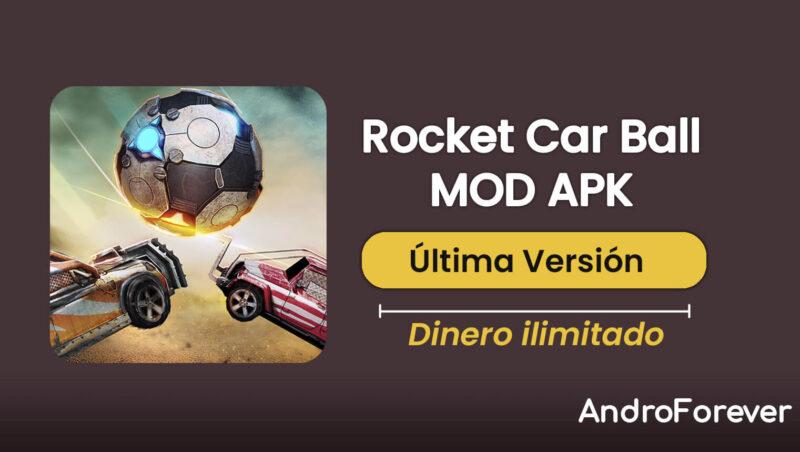 rocket car ball apk mod hack