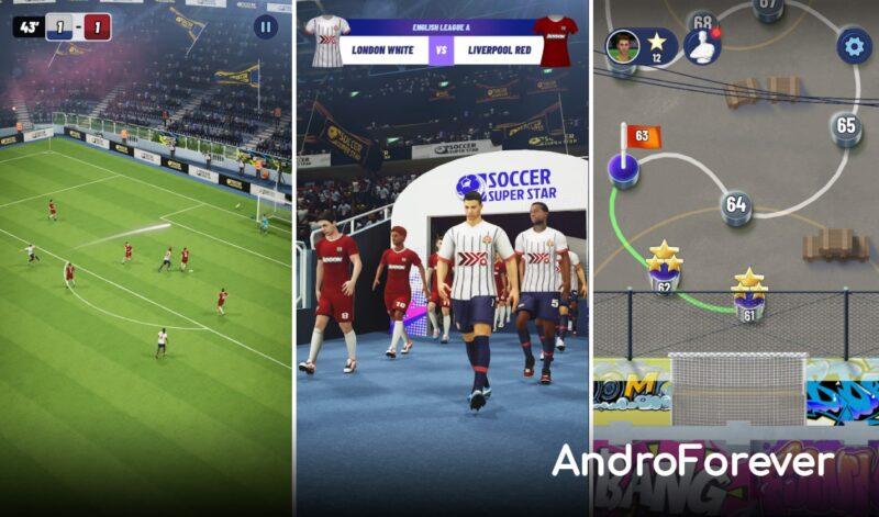 soccer super star apk mod update