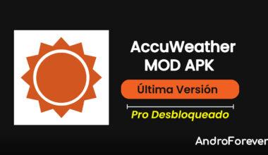 descargar accuweather apk mod para android