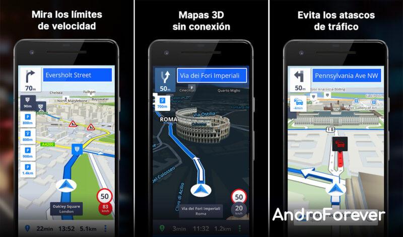 sygic gps navigation pro apk