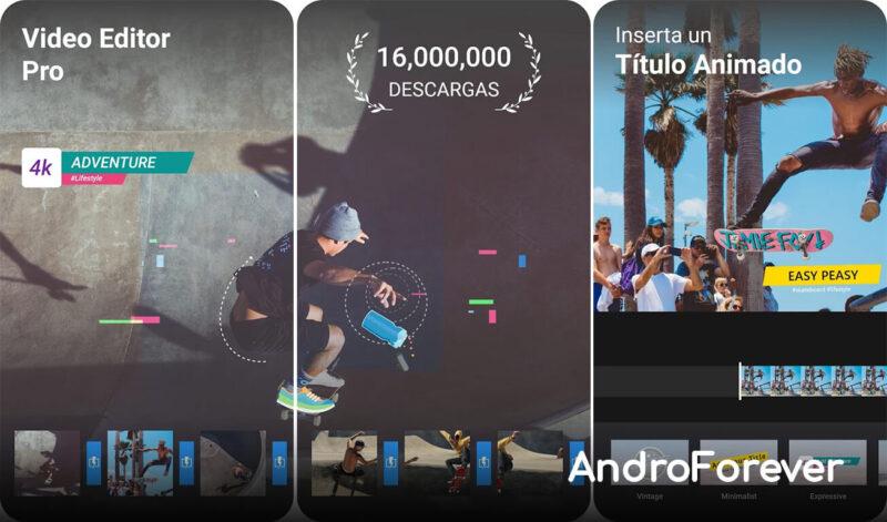 actiondirector premium para android