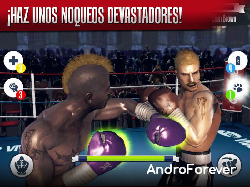 descargar real boxing mod