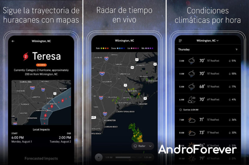 accuweather mod pro android