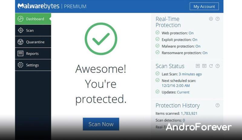 Descargar malwarebytes Premium para PC