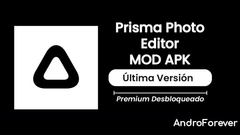 descargar prisma photo editor apk mod para android