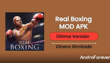 real boxing apk mod hack