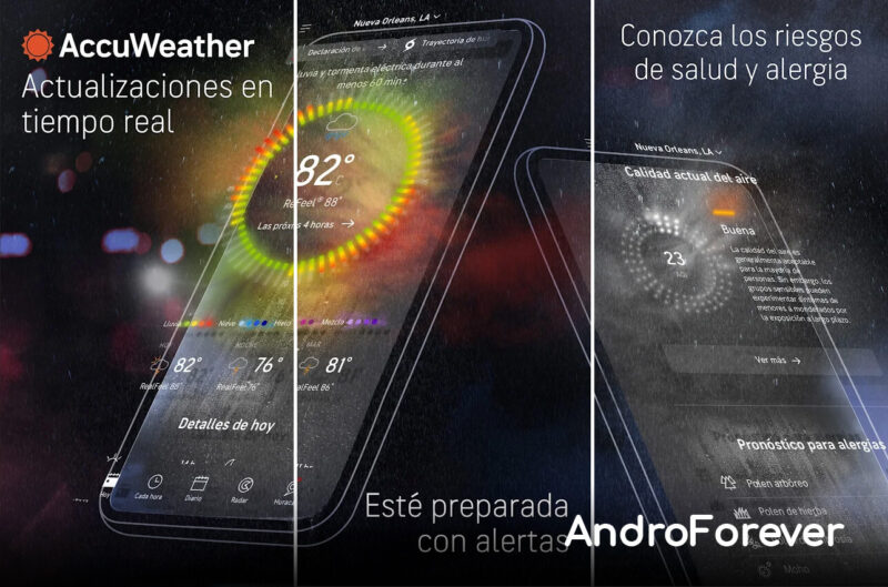 accuweather full mod apk pro android