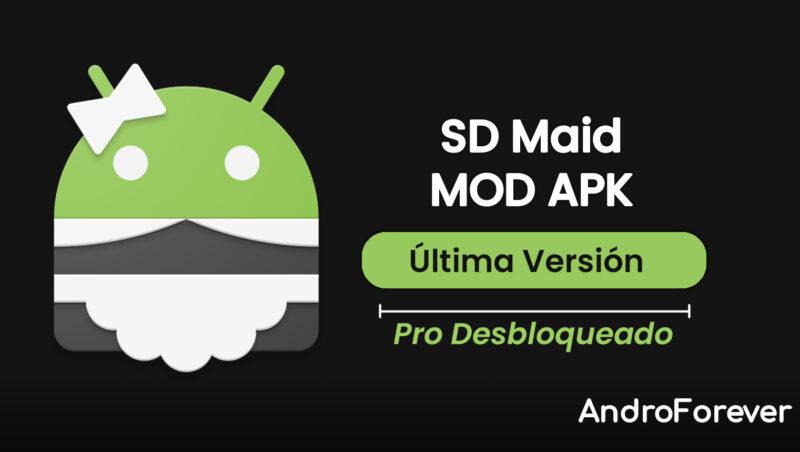 descargar sd maid apk mod para android