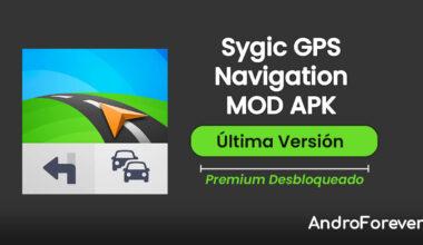 descargar sygic gps navigation apk mod para android