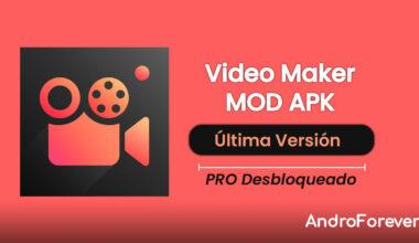 descargar video maker apk mod para android